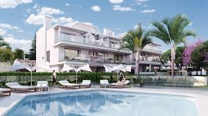 new 2 u0026 3 bed sea view apartments for sale new golden mile