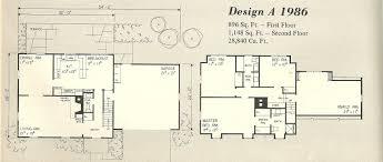 vintage house plans baby nursery new england homes floor plans vintage house plans s