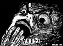 Gasp Meme - image gasp meme generator b again b44823 jpg png undead fan