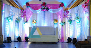 wedding reception decoration wedding reception decoration at samikannu thirumana nilayam