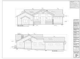 house framing plans arrowhead drafting