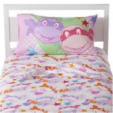 ninja turtle bedding girls twin sheets set u201ci love tmnt u201d u2013 best