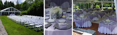 wedding rentals party rentals in honesdale pa rent e vent