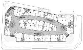 shopping mall floor plan design floor plan of shopping centre covered in silver balls by unstudio