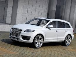 Audi Q7 Gold - audi q7 v12 tdi concept 2007 pictures information u0026 specs