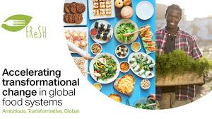 cuisine chagne 25 global companies launch fresh to create a global food change