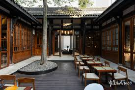 yellowtracetravels the temple house chengdu china