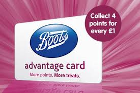 boots buy collect in store collect 4 boots advantage card points for every 1 you spend at