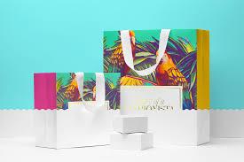 shopping bags psd mockup on behance