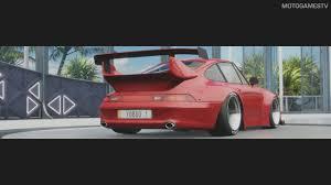 1991 porsche 911 turbo rwb forza horizon 3 rwb porsche 911 gt2 gameplay youtube