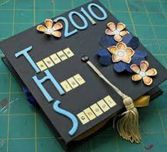 graduation photo album graduation scrapbook premade custom graduation 8x8 album