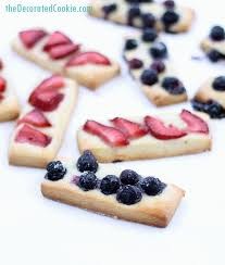 The Decorated Cookie Company The Best Berry Shortbread Cookies The Decorated Cookie