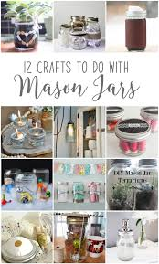 make hanging mason jar craft storage 12monthsofdiy the diy mommy