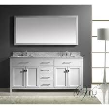 Bathroom Vanities Online 39 Double Sink Bathroom Vanity Cabinets Silkroad Exclusive Double