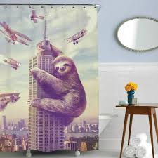 Nerdy Shower Curtain 17 Shower Curtains That Will Transform Your Whole Bathroom Experience