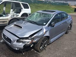 subaru automatic 2016 subaru impreza wrx sedan limited full part out automatic cvt