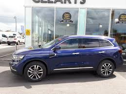 renault koleos 2017 colors motoring all new renault koleos a five star vehicle tipperary