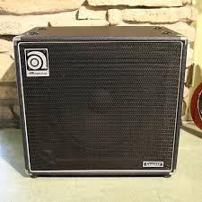 8 ohm bass speaker cabinet ampeg svt 15e 200w 1x15 bass speaker cabinet 8 ohms reverb
