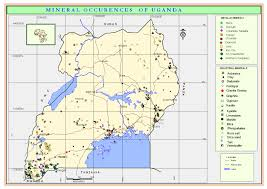 Map Of Uganda Ei Reporting Course B Opinions Of Journalists Covering Oil Gas