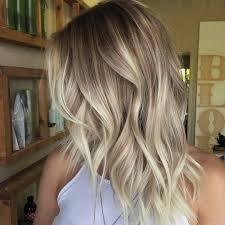 remington ci5213 instant curls 5 wavy mid length cafe au lait u2013colored hair with creamy blonde