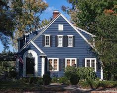 blue house white trim editors picks our favorite blue houses white trim walkways and