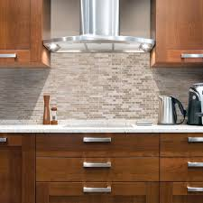tile backsplashes tile the home depot bellagio sabbia approximately 3 in w x 3 in h ivory
