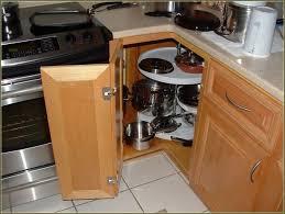 Kitchen Cabinet Corner Solutions Cabinets U0026 Drawer Kitchen Cabinet Storage For Amazing Corner