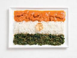 list of international cuisines 18 national flags made from each country s traditional foods