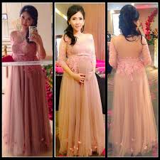 maternity evening wear aliexpress buy 2016 new women evening dress party gown