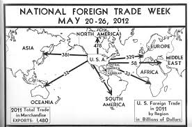 Black And White Map Of Central America by May 2012 Tradeology The Ita Blog