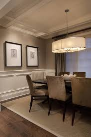 wainscoting ceiling ideas dining room traditional with painted