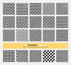 vector background modern pattern vector geometric texture pack of 20 abstract geometry pattern