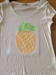 how to print a pineapple t shirt hobbycraft blog