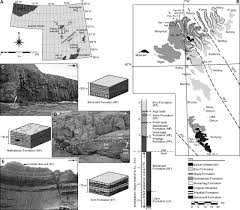 Faroe Islands Map Fault Zone Evolution In Layered Basalt Sequences A Case Study