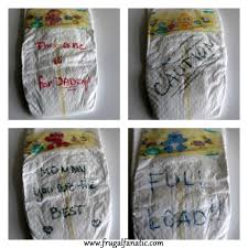 baby shower games special diaper message diaper messages baby