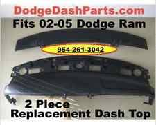 dashboard dodge ram 1500 replacement 2003 dodge ram dash ebay