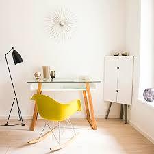 bureau secretaire moderne bonvivo table bureau secrétaire massimo moderne verre bois