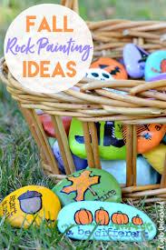 rock painting ideas fall u0026 halloween designs consumer crafts