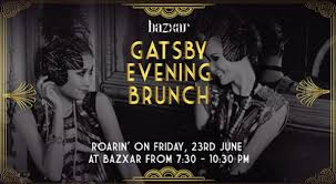 Sho Gatsby gatsby evening brunch june 23 2017