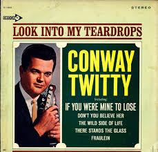 conway twitty teardrops vinyl lp album discogs