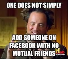 Friends Memes Facebook - memes beyond the back cover