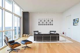 Vitra Eames Armchair Eames Lounge Chair Vitra Black Manhattan Home Design