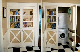 Laundry Room Basket Storage 40 Clever Laundry Room Storage Ideas Home Design Garden