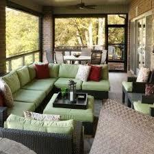 chicago indoor outdoor carpet porch traditional with area rug