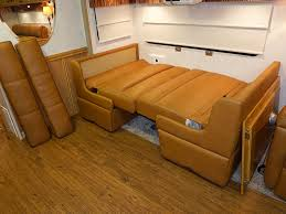 Rv Dinette Booth Bed Ld Rd Dinette Booth W Bed