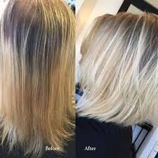 where to place foils in hair balayage highlights foil ayage behindthechair com