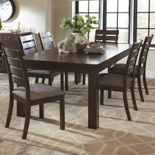 coaster 106361 362 wiltshire 7 pc rustic pecan finish dining table set coaster 106361 362 wiltshire 7 pc rustic pecan finish dining table set main image