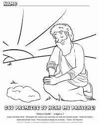 gideon coloring page 7 jpg coloring home