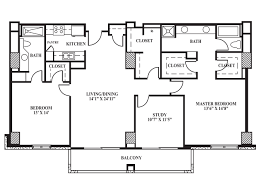 a floor plan floor plan i 1 409 sq ft the towers on park