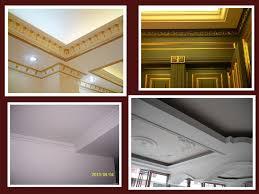 Plaster Ceiling Cornice Design Pop Malaysian Pu Plaster Cornice Moulding For Hall Decor Buy
